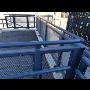 Žárové zinkování venkovních ocelových konstrukcí montovaných hal