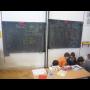 Základní škola od 1. do 5. třídy ve vesnici Ořech na okraji Prahy