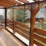 Montáž skleněných konstrukcí – zasklení balkónů, lodžií a zimních zahrad