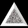 Umělé hutné kamenivo určené pro inženýrské stavby a stavby pozemních komunikací