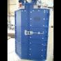 Účinné technologie pro tryskání kovových dílů - závěsná tryskací zařízení Optima