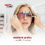 Odborné měření zraku – diagnostika dioptrií pro korekci očních vad