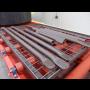 Pískovací zařízení Maxima s válečkovou dráhou - výrobce nových tryskacích strojů