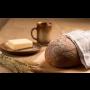 Kváskový samožitný chléb z přírodního žitného kvasu