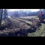 Přípravné stavební práce od A do Z Mladá Boleslav, nákladní auto s kontejnerem, výkopy, úpravy