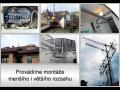Revize hromosvodů, revize spotřebičů, Brno,revize EZ-E2/A