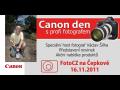 Canon a Nikon den, den s profi fotografem Zl�n