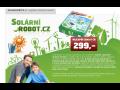 Eshop, hračka pro děti, stavebnice solární robot 6v1, Světlá Hora