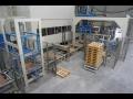 Paletizace pro betonářský průmysl, Teramex Trading