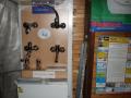 Prodej instalační materiál vodo-topo-plyn, prodejna Mazdex Orlová