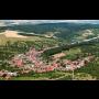 Obec Němčičky okres Břeclav, bobová dráha, lyžařský vlek, vinný sklep - lisovna se sýpkou