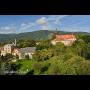 Krásné město na úpatí Krušných hor, Horní Jiřetín
