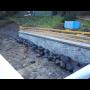 Sanace betonových konstrukcí – stříkání suchých i mokrých betonových směsí