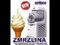 Kompletní program Zmrzlina, suroviny a doplňky na výrobu zmrzliny