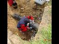 Diagnostika potrubí, nádrží, plynovodů-metoda PEARSON, DCVG, CIPS