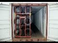 Ocelové námořní kontejnery -  vhodné pro skladování