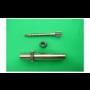 CNC Drehen von Teilen aus Stahl, Edelstahl und Aluminium - Stückproduktion und Serienherstellung die Tschechische Republik