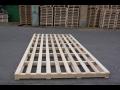 Atypické dřevěné bedny a palety, dřevěné obaly DŘEVOSTYL CZ