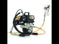 Airless stříkací storje elektropohon 230 V