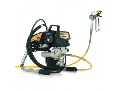 Airless st��kac� storje elektropohon 230 V