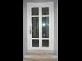 Bezpečnostní neprůstřelné protipožární dveře ,okna a stěny