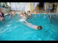 Plavecký klub, kurzy plavání kojenců Prostějov, Přerov, Olomouc
