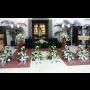Pohřební služba HARMONIE Brno, smuteční prezentace fotografií při obřadu, pohřby, kremace