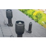 Prodej kvalitních střešních ventilátorů pro šikmé a ploché střechy včetně ventilátorů pro komíny