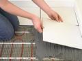 Elektrické podlahové topení, topné kabely, topné rohože, regulace
