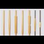 Doplnkové drevené komponenty ku schodisku - sprušle, stĺpiky, gule