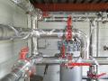 Ochrana potrubí proti zamrzání potrubí topným kabelm