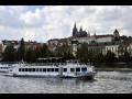 Praha firemn� ve��rek na parn�ku
