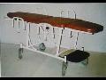 Výroba, prodej rehabilitační pomůcky, polohovací lehátko Ostrava