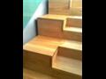 Dřevěné schodiště Hradec Králové výroba schodů Pardubice
