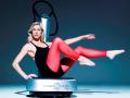 Power Plate hubnutí cvičení po porodu fitness pro ženy Liberec.