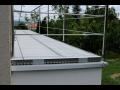 Hydroizolační fólie z PVC, izolace základů, střech, teras Zlín