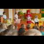 Mateřská škola Dobřichovice s velkou zahradou a herními prvky, bazén, enviromentální výchova