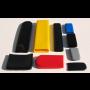 Výroba plastových krytek Ústí nad Labem, plastové trubičky, krytky ploché, krytky válcové, standard