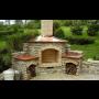 Zahradní krby Jablonec nad Nisou, realizace nových zahradních krbů a rekonstrukce zahradních krbů