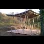 Atypické dřevěné konstrukce na zakázku, pergoly, tesařské práce Brno, dřevěné terasy, drobné práce