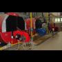 Dodávky tepla a teplé vody Frýdlant, provoz teplovodní plynové kotelny po celý rok 24 hodin