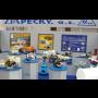 Stavebnicové servomotory MODACT Pečky, jednootáčkové, pákové, přímočaré, víceotáčkové