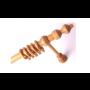 Výroba a prodej kvalitních garnýží v e-shopu - dřevěné, kovové a mosazné