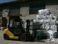 Sb�rn� suroviny, zpracov�n� odpadu