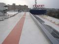 Praha rekonstrukce živičných střech