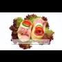 Jarolímkovy lahůdky, výroba studené kuchyně Nový Knín, výroba chlebíčků, salátů, obložených mís
