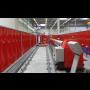 Ochranu při svařování či obrábění kovů zajistí svařovací clony z PVC pásů a plachty