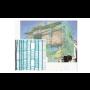 Stínící, ochranné a lešenářské sítě v e-shopu - clony na ploty, balkony a pergoly