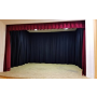 Divadelní opony, závěsy do kulturních zařízení na míru