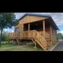Modulové domy pro kanceláře, bydlení či chaty bez základové desky